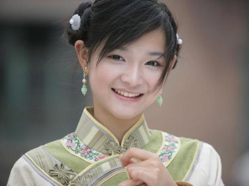 杭州艺术学校校花:百变娇娃